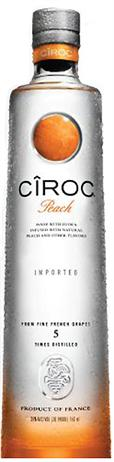 Ciroc Ultra Premium Peach Vodka